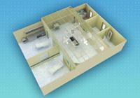 Budowle przestrzeni służby zdrowia