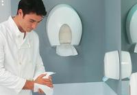 Dozowniki materiałów higienicznych
