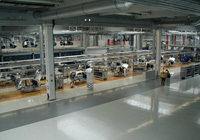 Podłogi przemysłowe