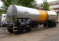 Naprawy towarowych pojazdów kolejowych