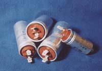Kondensatory do oświetleń jarzeniowych