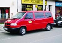 Taxi towarowe praha