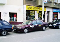 Radio taxi praha