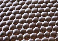 Papier o strukturze plastra miodu