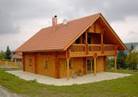 Domy z drewna pod klucz