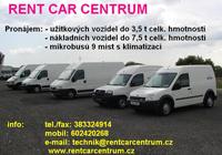 Wypożyczalnia samochodów - pojazdy dostawcze