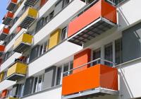 Balkony przyczepne