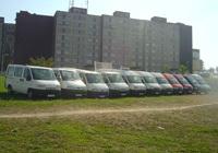 Używane samochody dostawcze
