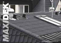 Pokrycia dachowe maxidek