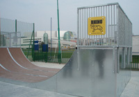 Urządzenia do skate parków