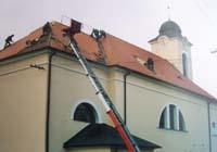 Realizacja dachów pod klucz